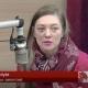 Gabrielė Tervidytė Žinių radijo studijoje