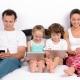 Ekranai vaikų gyvenimuose – drausti ar ne?