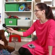 Tomatis terapija su specialiste Kristina Bufaite