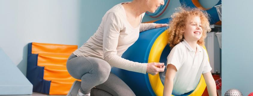 Sensorinės priemonės vaikams su sutrikimais